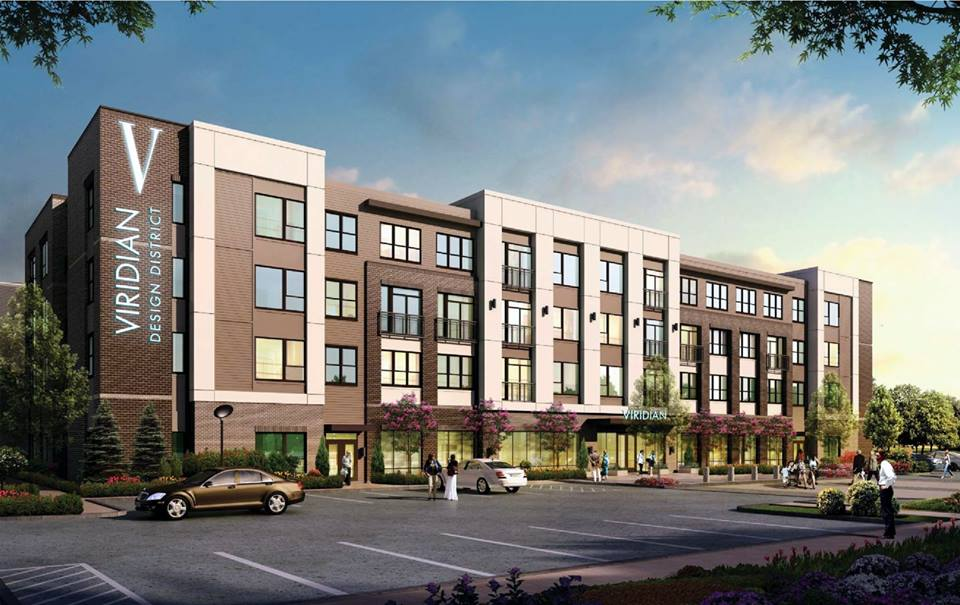 Viridian Design District Apartments Houston TX