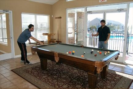Billiards at Listing #140722