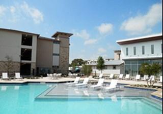 Pool at Listing #250829