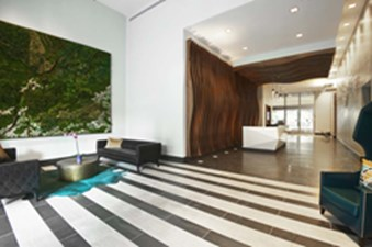 Lobby at Listing #154101