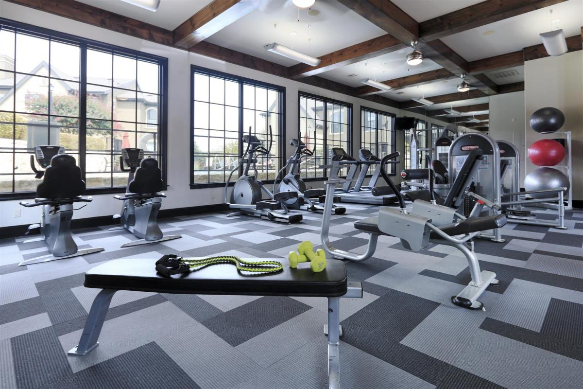 Fitness at Listing #145014