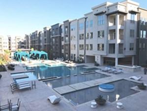 Pool at Listing #286478