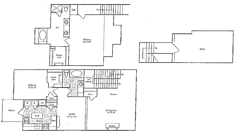 1,725 sq. ft. C11GT floor plan
