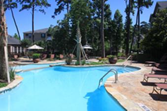 Pool at Listing #139378