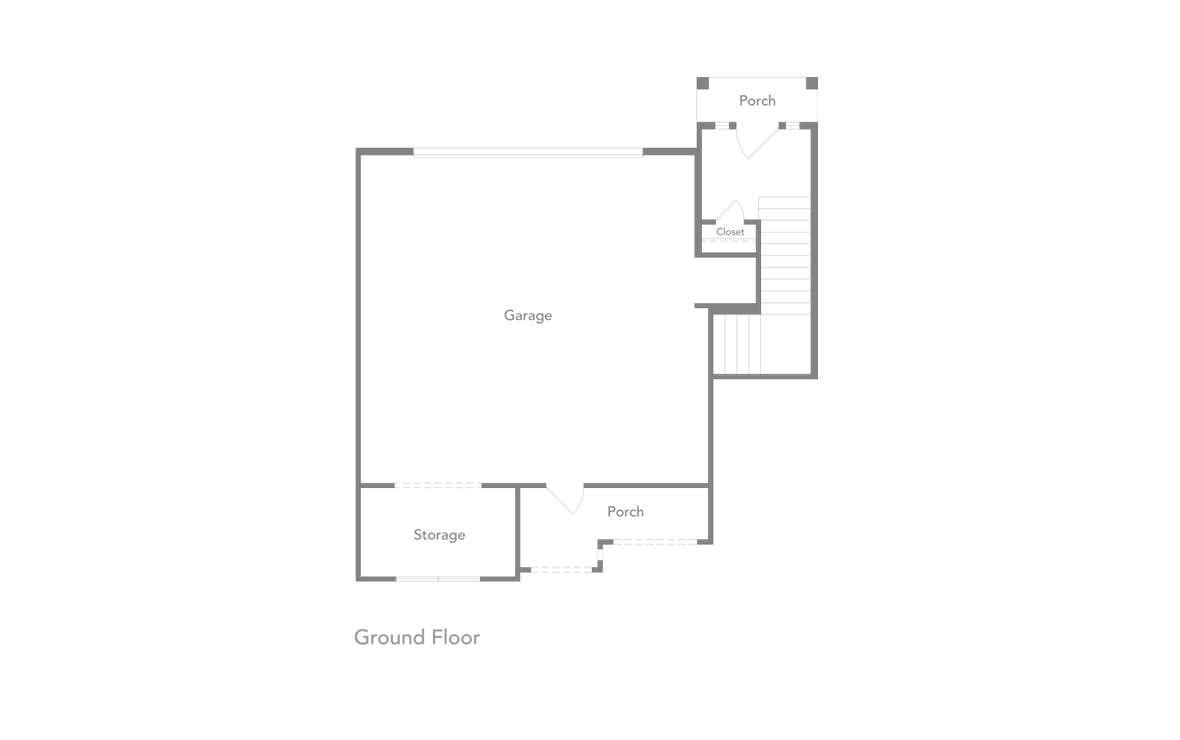 1,772 sq. ft. C1 floor plan