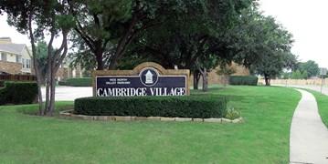 Cambridge Village Apartments Lewisville TX