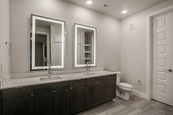 Bathroom at Listing #242437