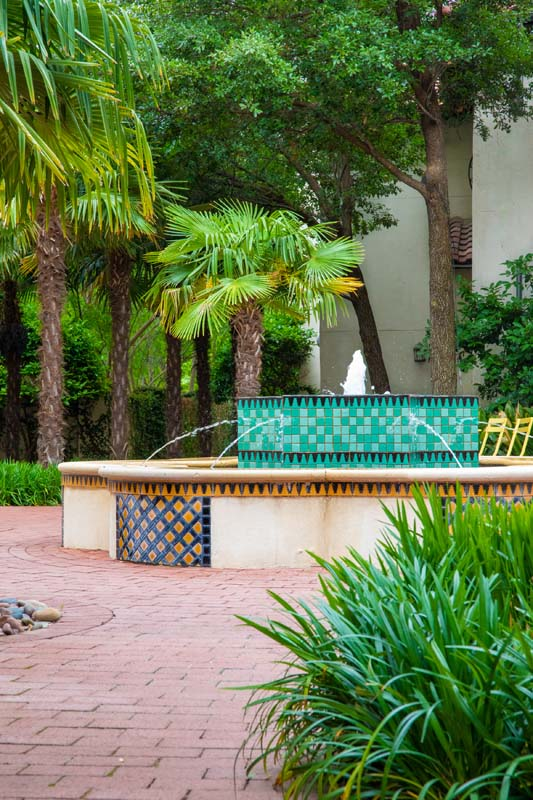 Courtyard at Listing #147892