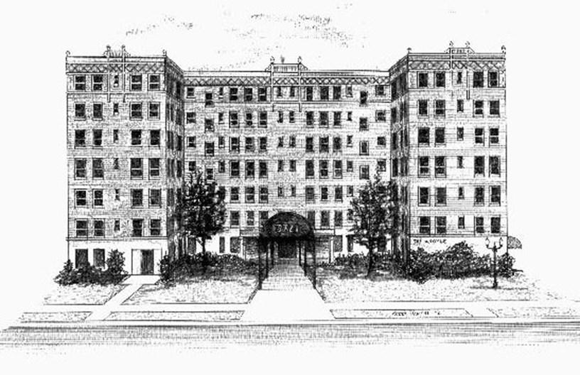 Argyle (Renovating) Apartments