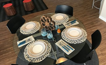 Dining at Listing #145097