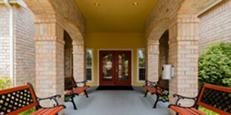 Entrance at Listing #140151