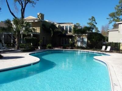 Pool at Listing #139415