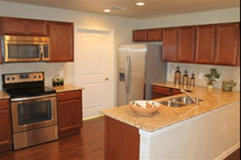 Kitchen at Listing #265688