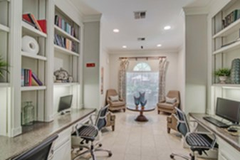 Business Center at Listing #138674