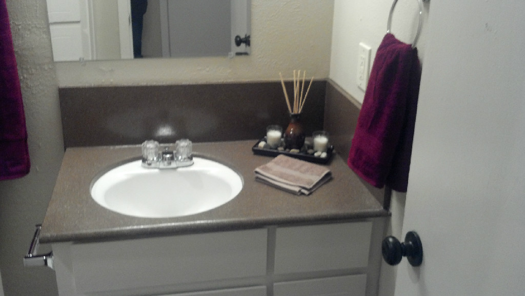 Bathroom at Listing #137480