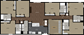 2,543 sq. ft. 6B2 floor plan