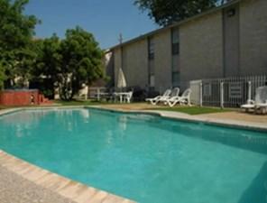 Pool at Listing #140810