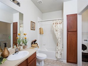 Bathroom at Listing #229770