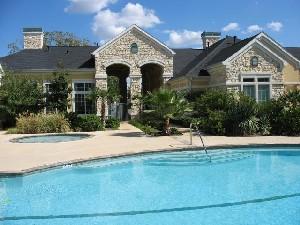 Pool at Listing #140797
