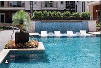 Pool at Listing #279106