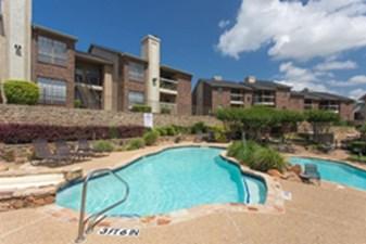 Pool at Listing #137177