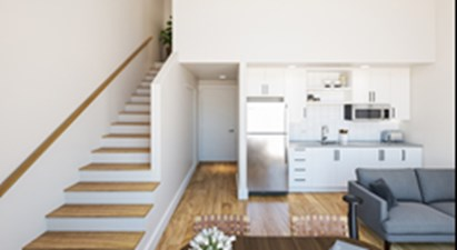 Living/Dining at Listing #335786