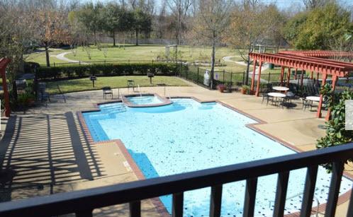 Pool at Listing #140035