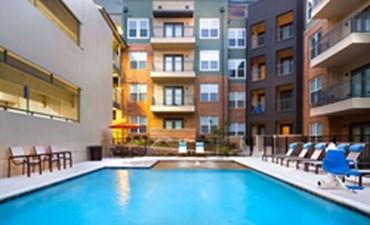 Pool at Listing #281521