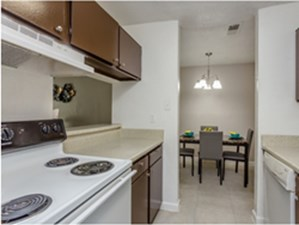 Dining/Kitchen at Listing #139942