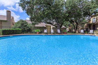 Pool at Listing #136801