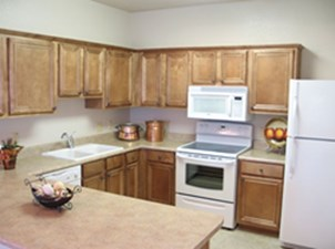 Kitchen at Listing #144675