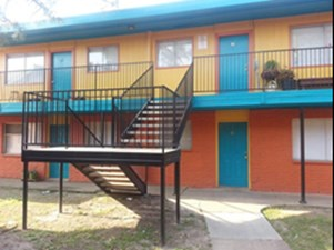 Exterior at Listing #138463