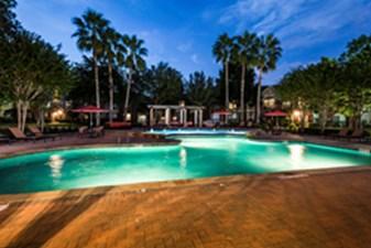 Pool at Listing #296956