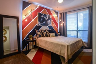 Bedroom at Listing #145132