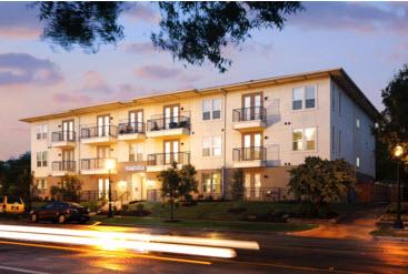 Magnolia at Bishop Arts Apartments Dallas TX