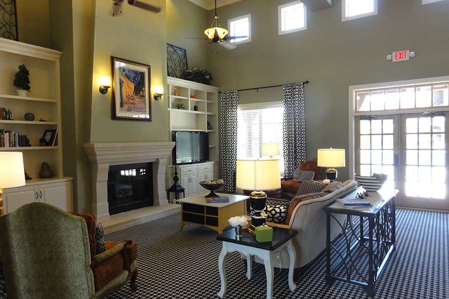 Clubhouse at Listing #295454