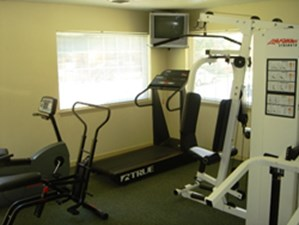 Fitness Center at Listing #136942