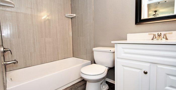 Bathroom at Listing #140686