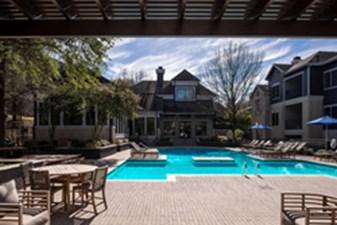 Pool at Listing #140767