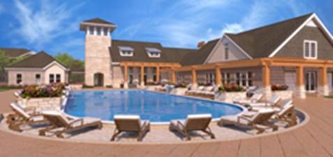 Pool at Listing #277987