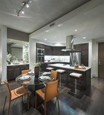Dining/Kitchen at Listing #264044
