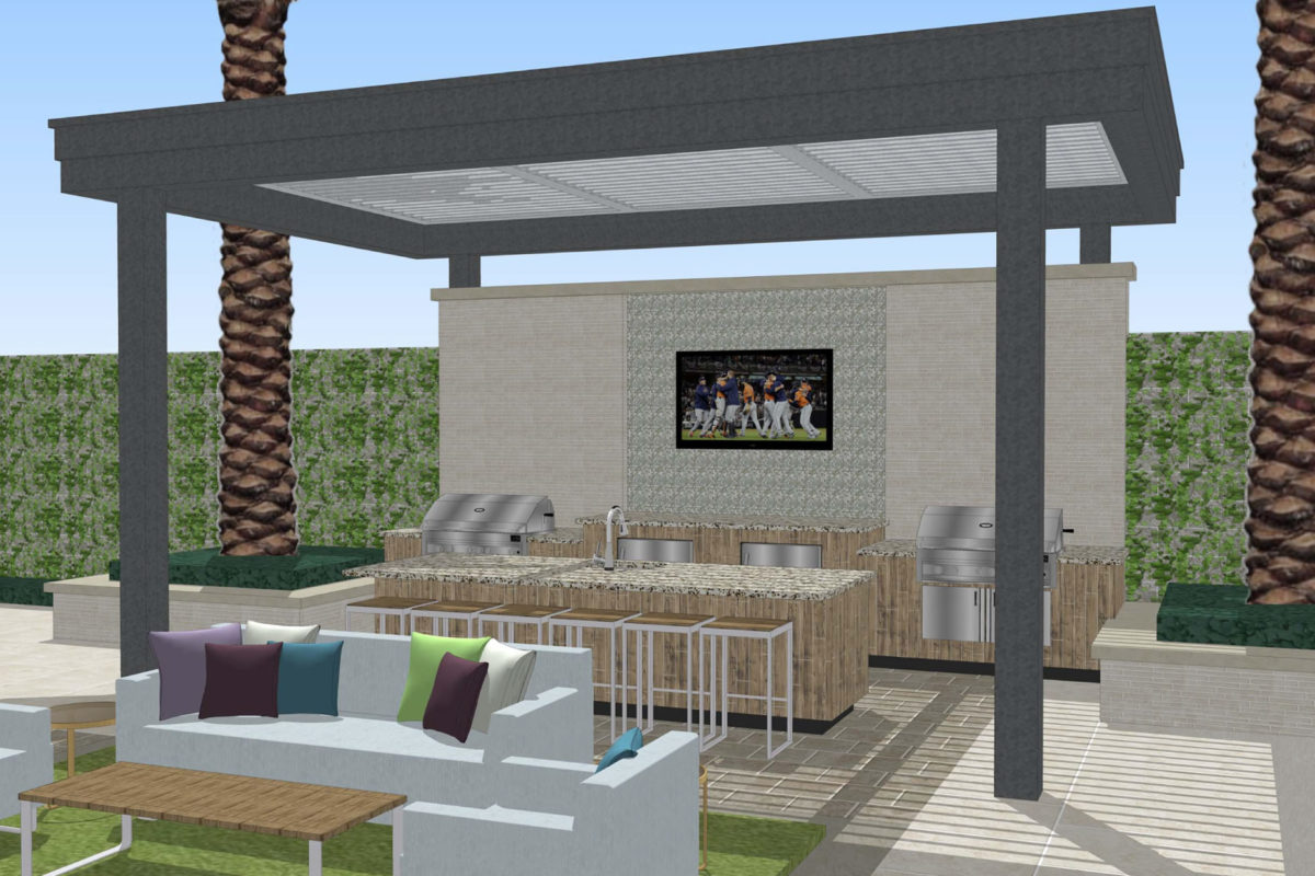 Lounge at Listing #295415