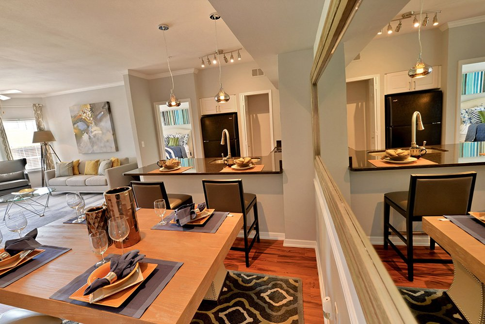 Dining/Kitchen at Listing #137634