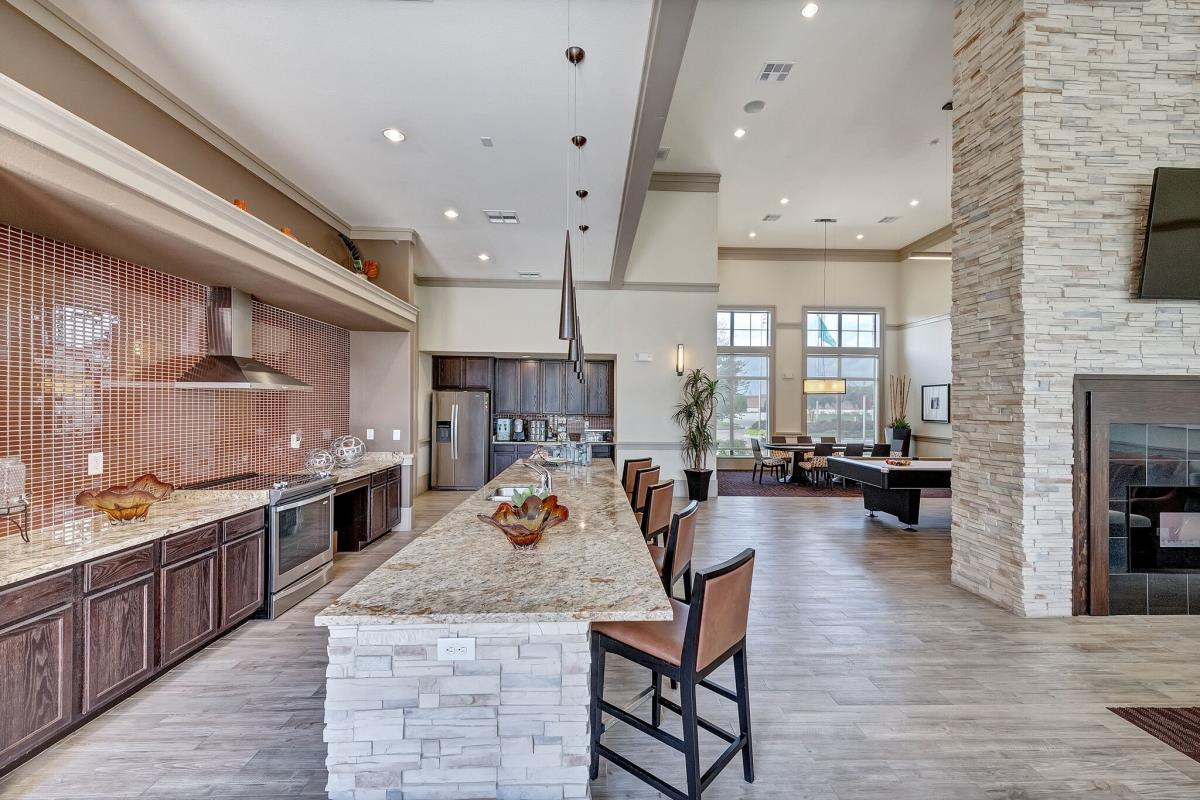 Clubhouse at Listing #276854