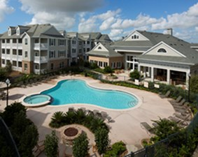 Pool at Listing #251432