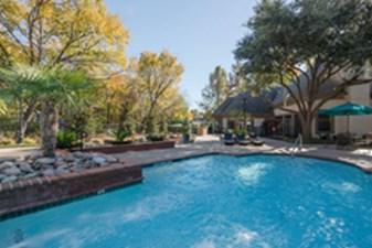 Pool at Listing #137657