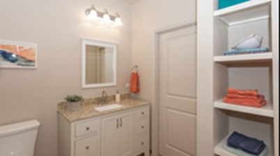 Bathroom at Listing #281407