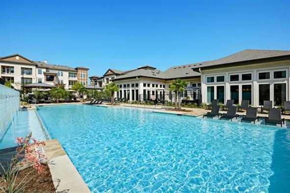 Camden La Frontera Apartments Round Rock, TX