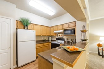 Kitchen at Listing #140659