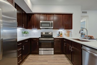 Kitchen at Listing #333113